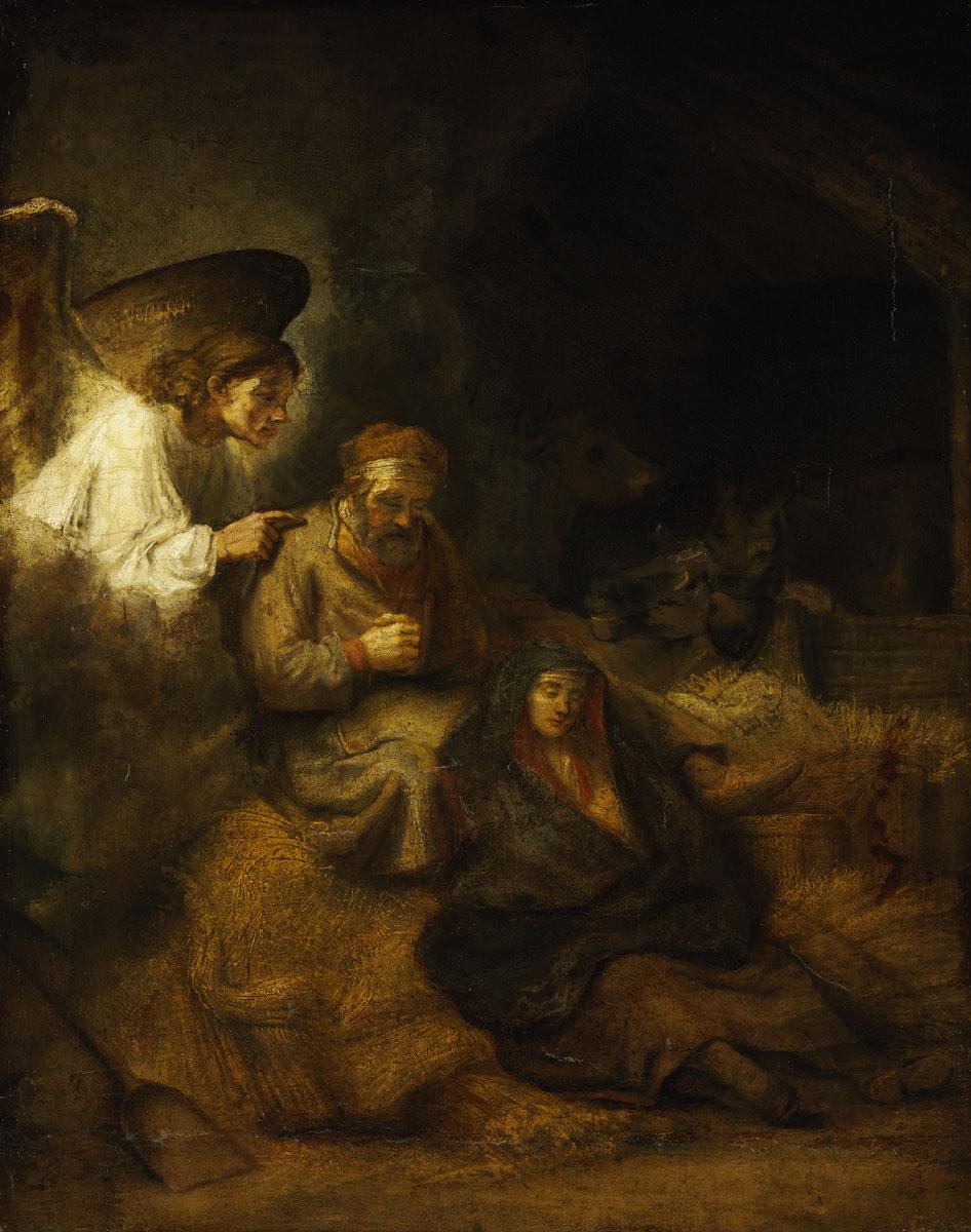 Rembrandt Harmenszoon van Rijn. Joseph's Dream