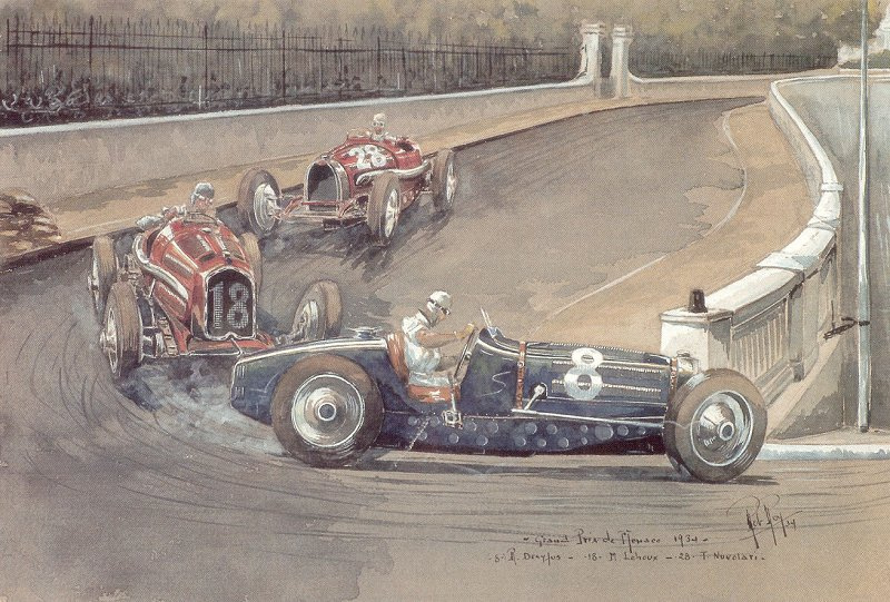 Roy Rob. Racers