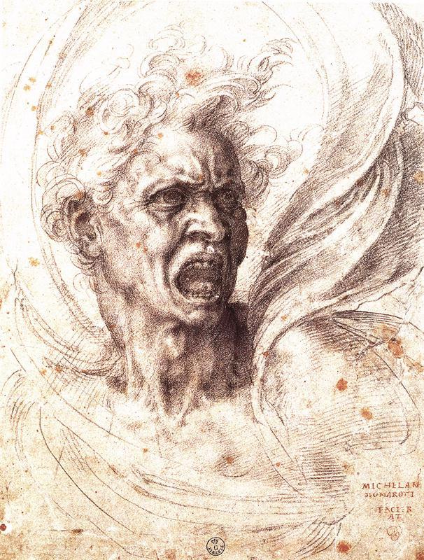 Микеланджело Буонарроти. Проклятая душа