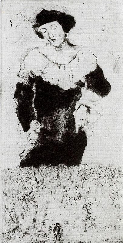 Marc Chagall. Bella