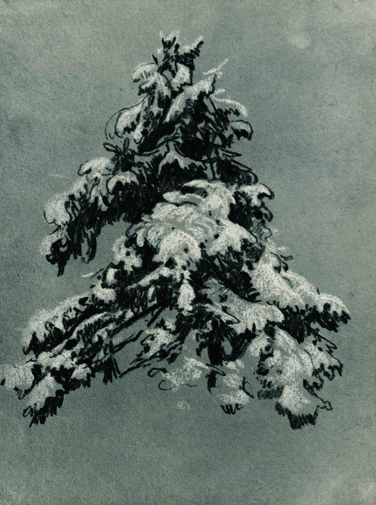 an analysis of the painting of a tree The blasted tree cole used in this early painting became the symbol for this entreaty he regularly repeated you can't miss that tree, starkly.