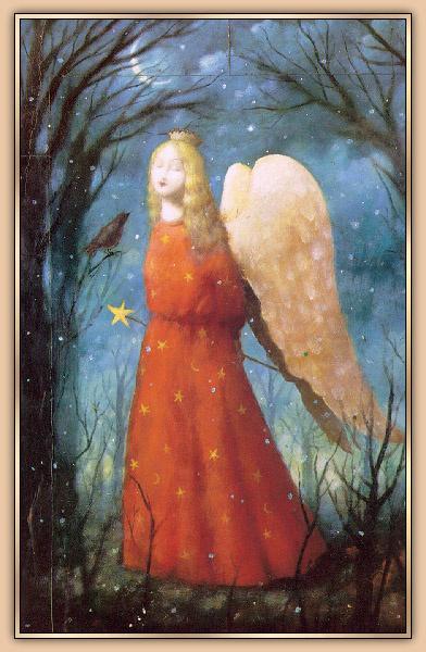 Стивен Макки. Ангел