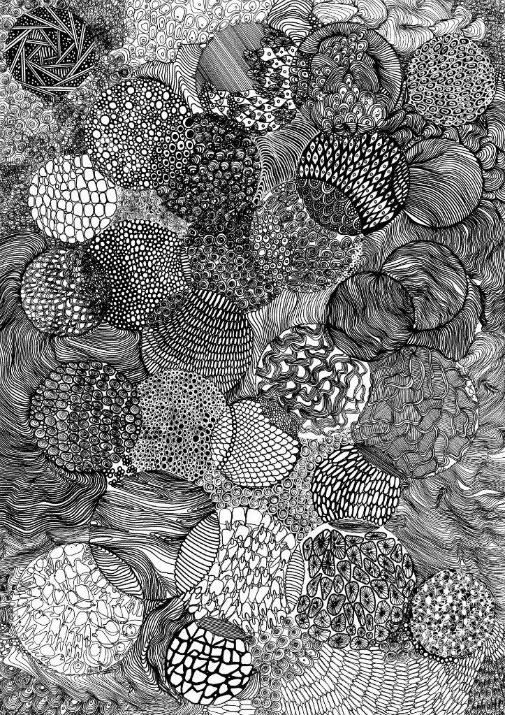 Ekaterina Nesterets. Texture