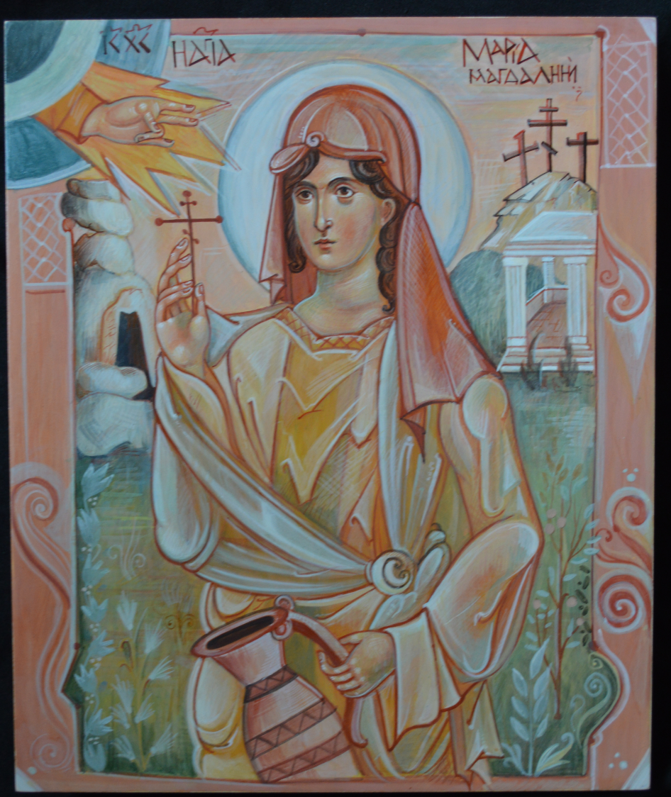 Artem Konstantinovich Novikov. Mary Magdalene