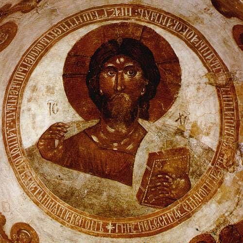 Theophanes Greek. Christ Pantocrator