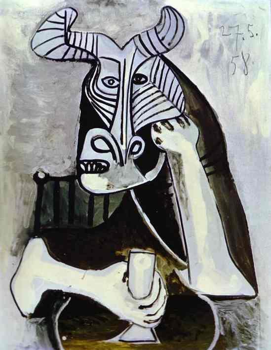 Пабло Пикассо. Король минотавров