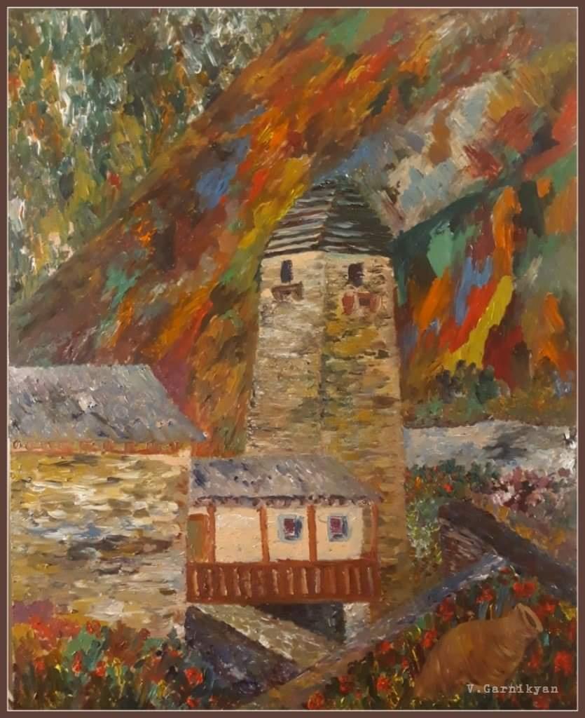 Vladimir Garnikyan. Autumn Tusheti