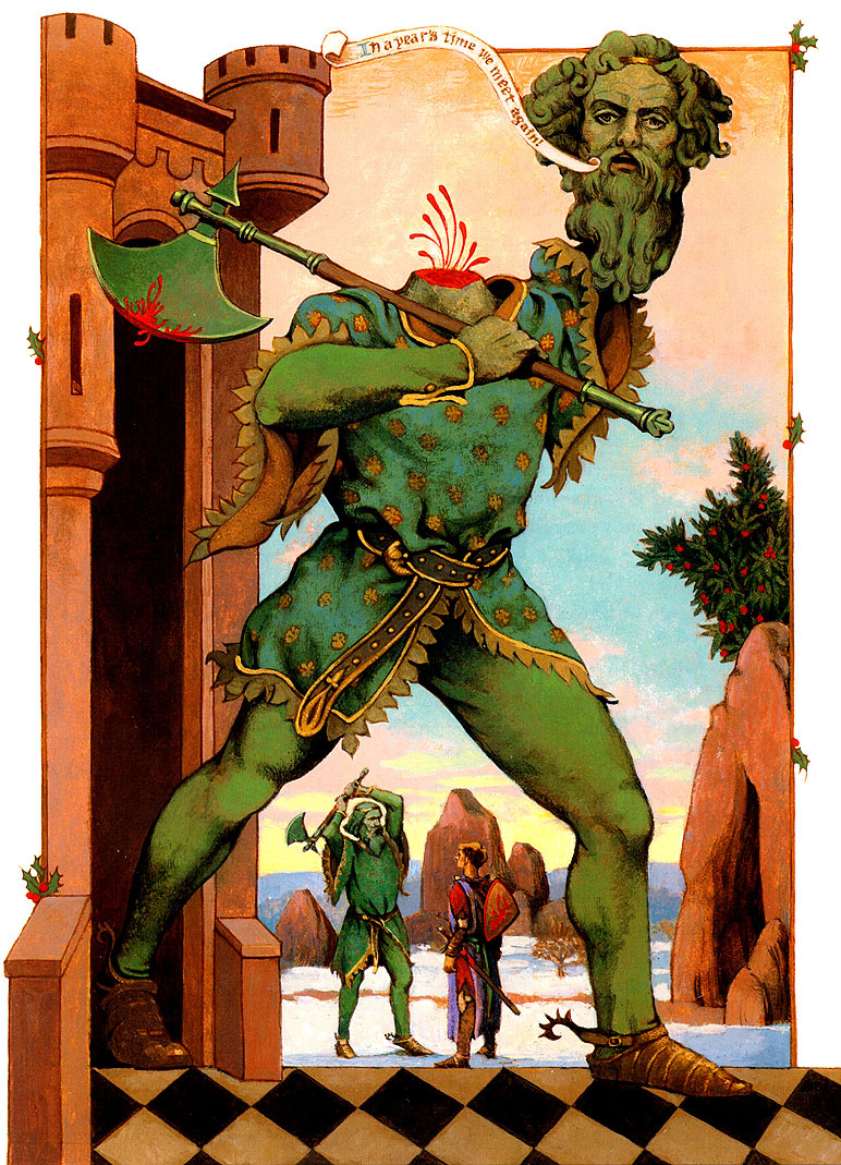 an analysis of the characters portrayed in sir gawain and the green knight The story of sir gawain and the green knight is it is the ethical and moral character of sir gawain the paper analysis of the sir gawain and the green.