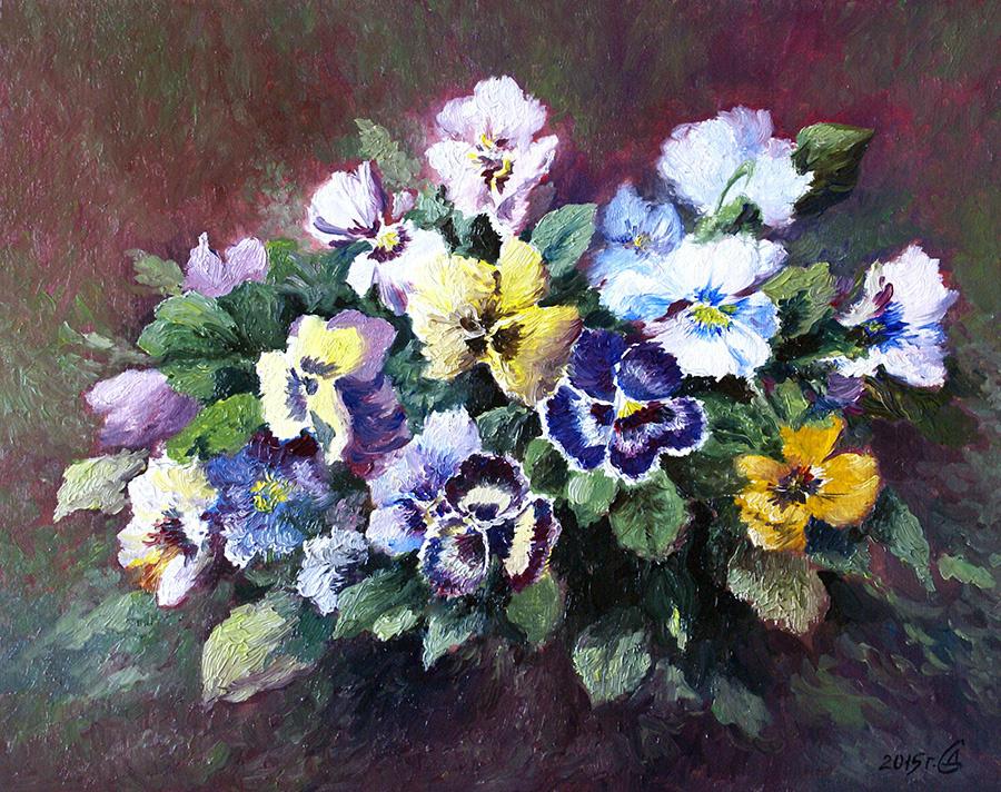 Сергей Владимирович Дорофеев. Summer bloom