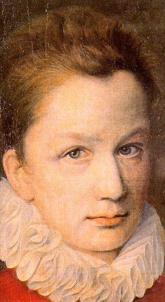 Пьер Дюмутье. Женский портрет