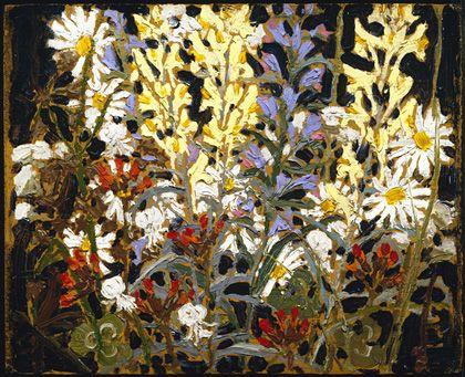 Том Томсон. Wildflowers