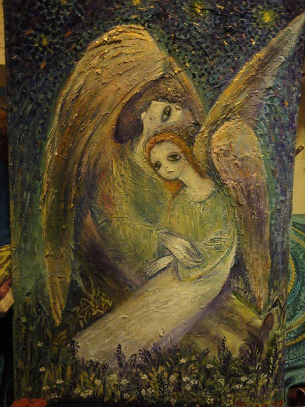 Liia Veniaminovna the Vine. In the arms of eternity