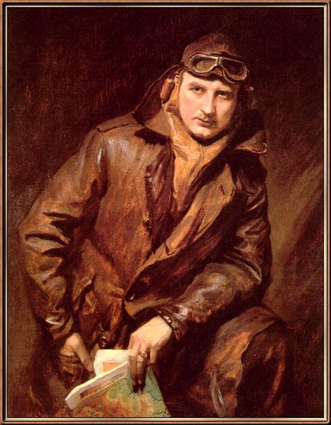 Alan Cobham. Pilot