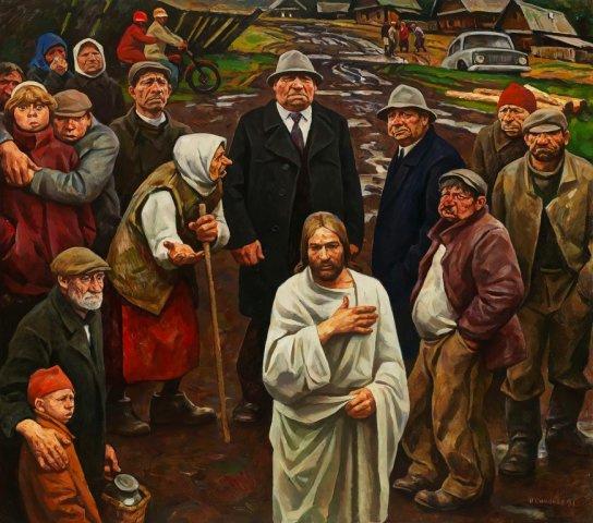 Igor Ivanovich Simonov. The second coming