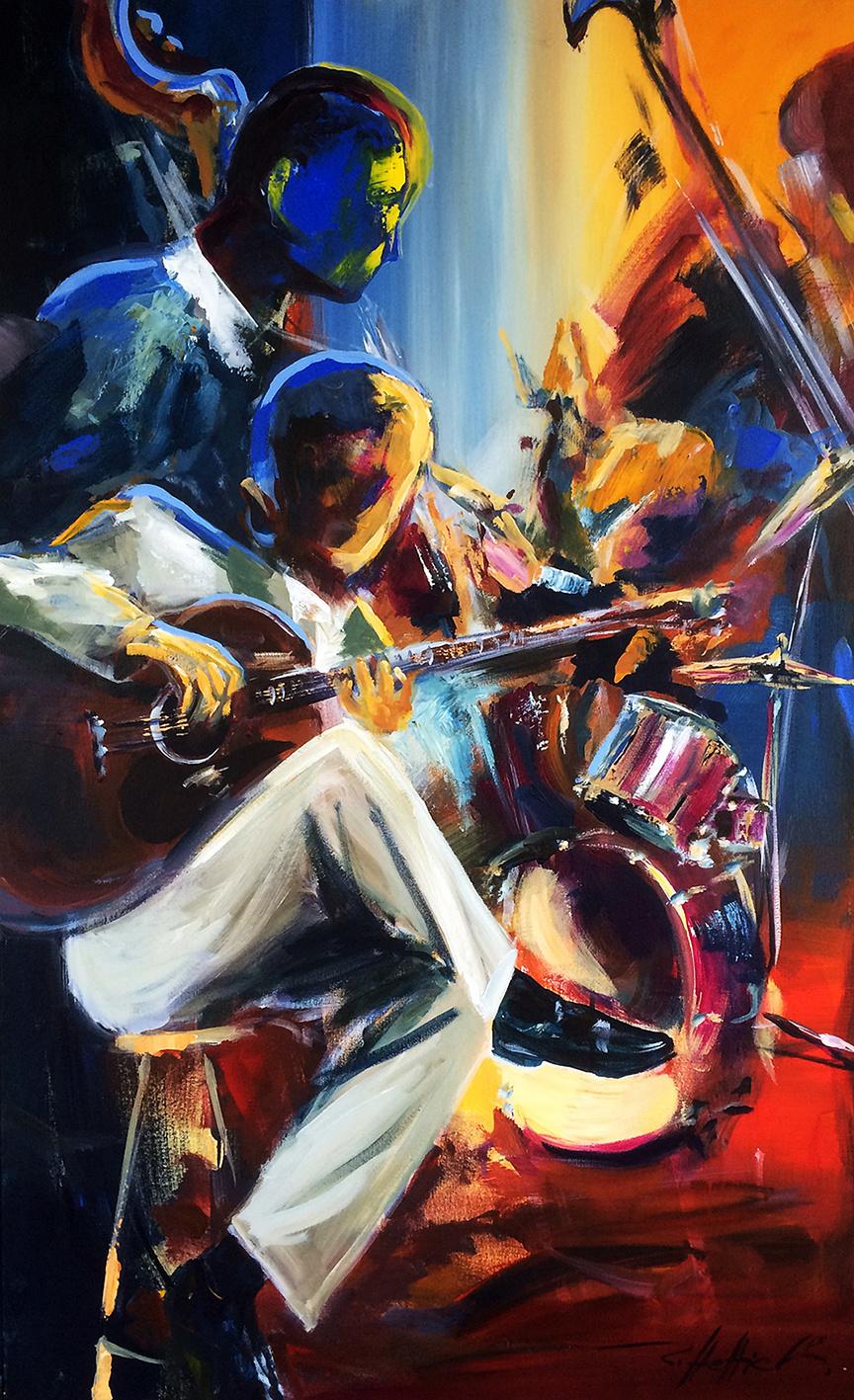 Robert Hettich. Jazzclub II