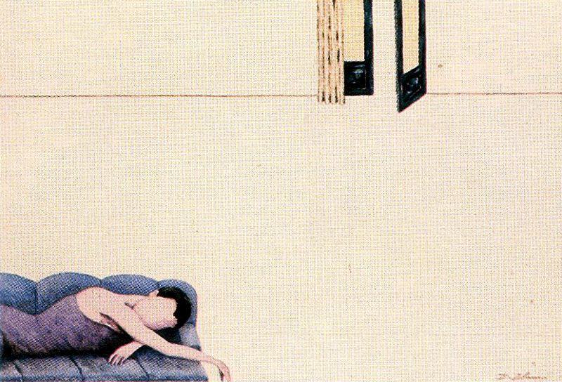 Дионисио Бланко. Дверь