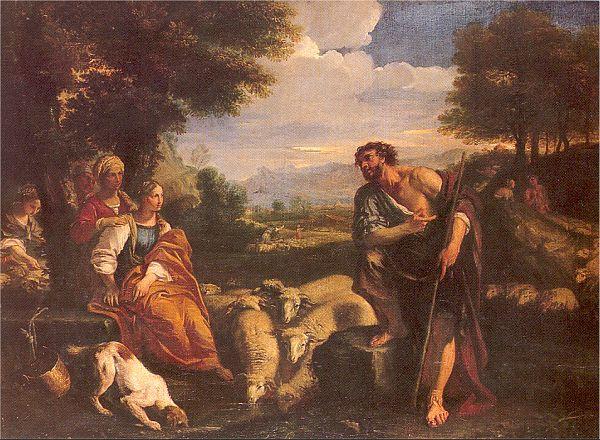 Пьер Франческо Мола. Проповедь