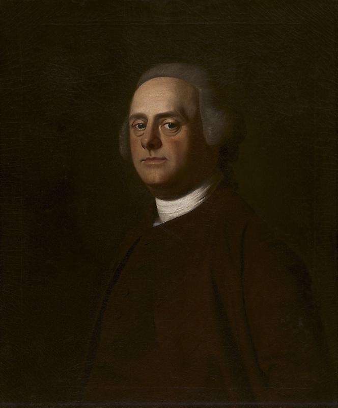 John Singleton Copley. Joseph Gerrish