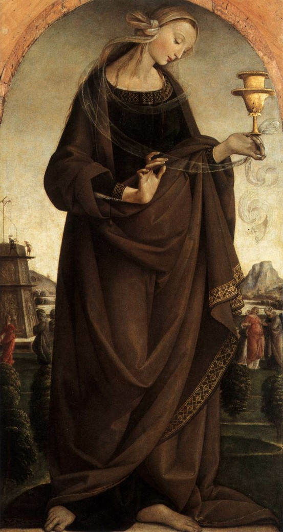 Unknown artist. Mary Magdalene