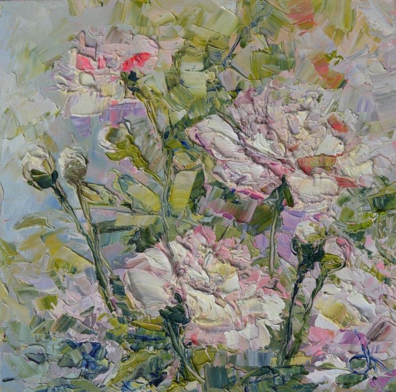 Tanya Vasilenko. Song of spring