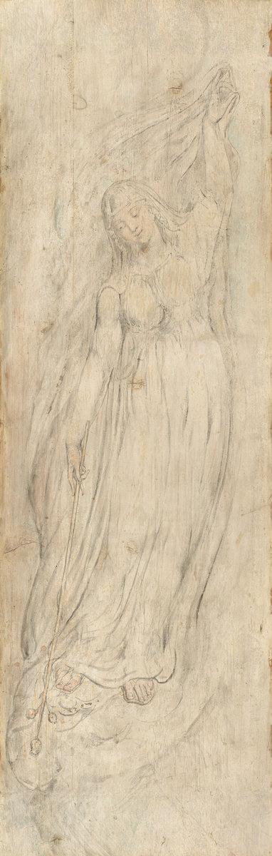 William Blake. The evening