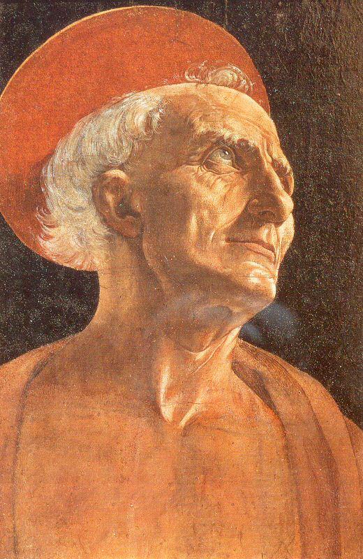 Антонио Поллайоло. Святой