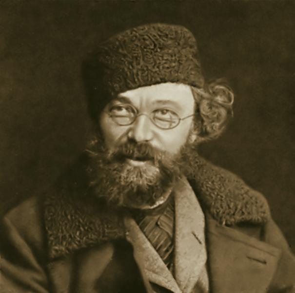 Алексей Петрович Боголюбов. Фотографический портрет Похитонова