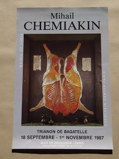 Michael Shemyakin. The womb of Paris.