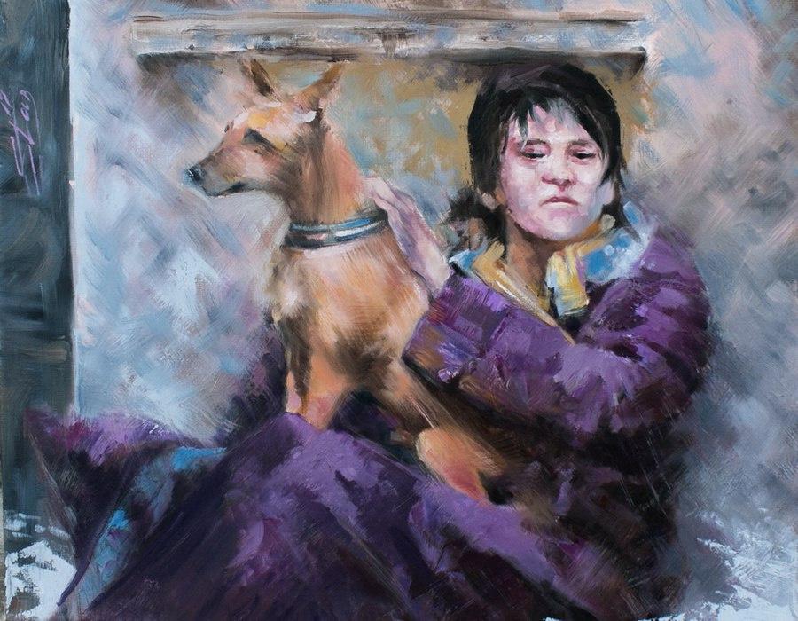 Valery Olegovich Starkov. Homeless