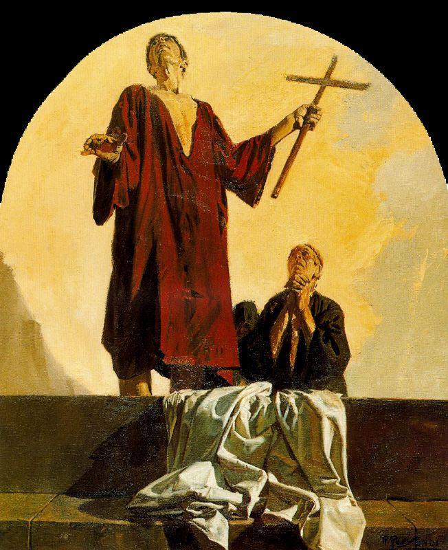 Baldomero Romero Ressendi. Prayer
