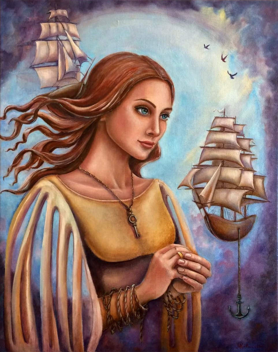 Marina Eduardovna Kovaleva. The wind of change