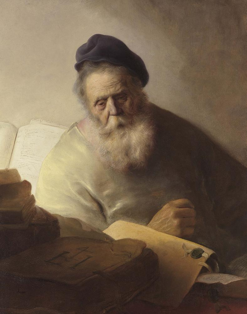 Jan Lievens. Philosopher