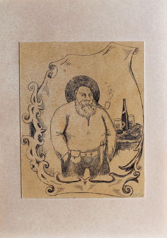Egor Olegovich Barbazanov. Beer and fishermen