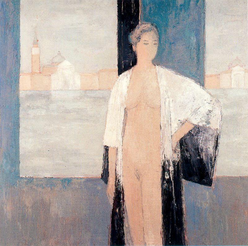Kateryn Bernard. Naked girl