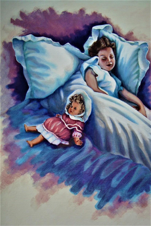 Alex Visiroff. Sweet Dreams