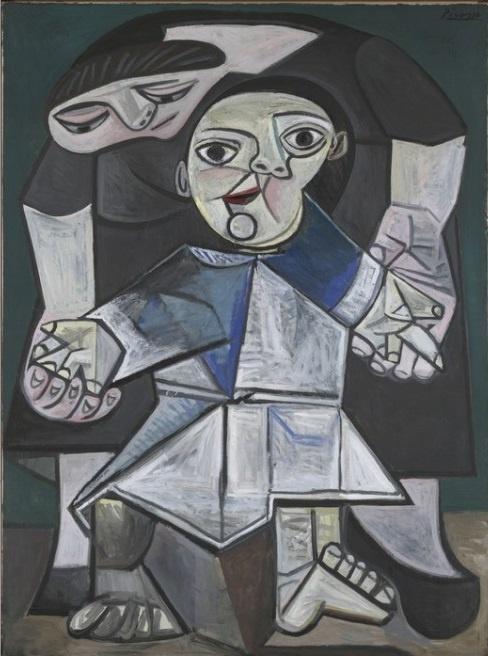 Пабло Пикассо. Первые шаги