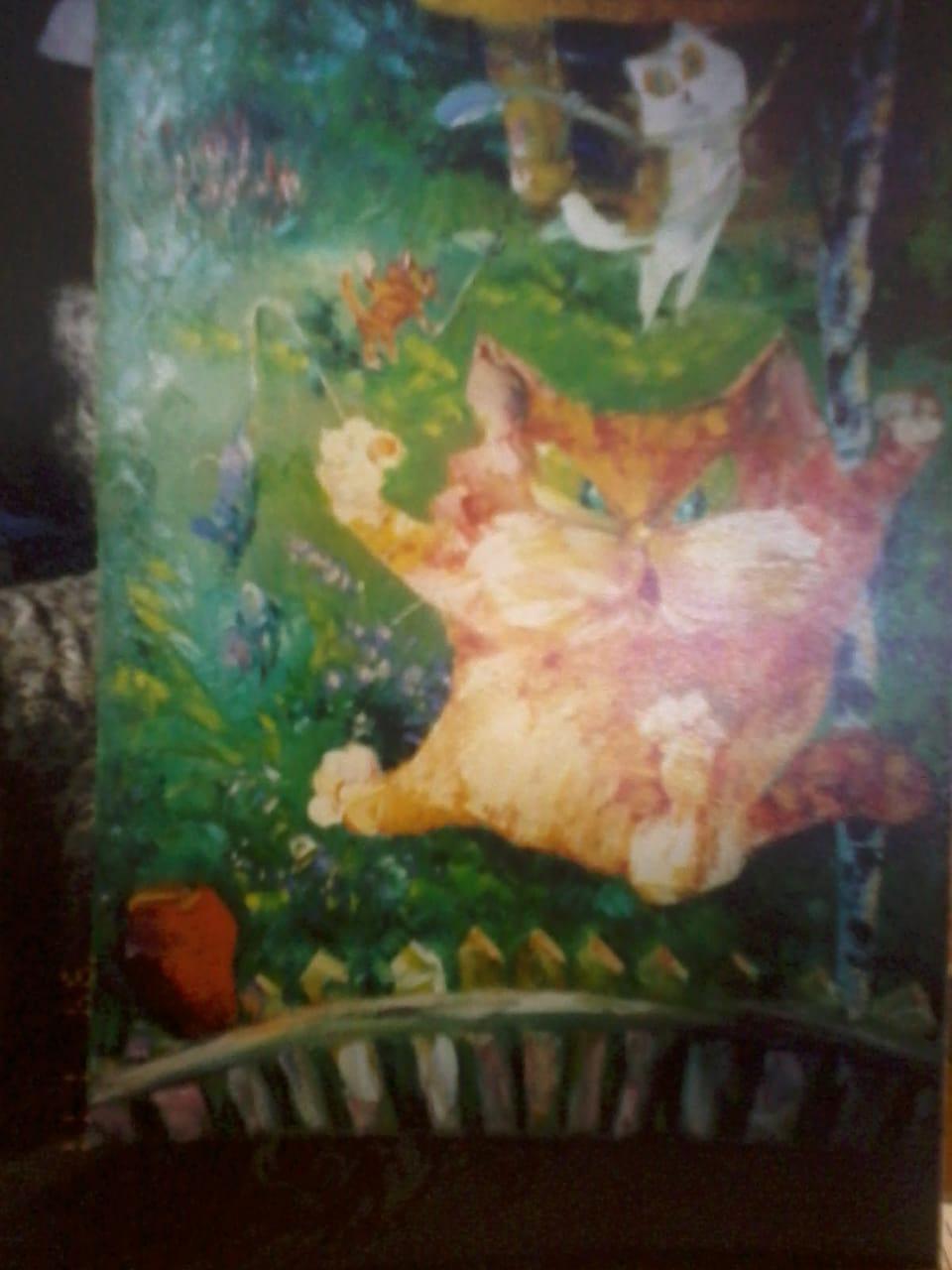Valentin Nikolaevich Sudnitsyn. Scandal in the cat family