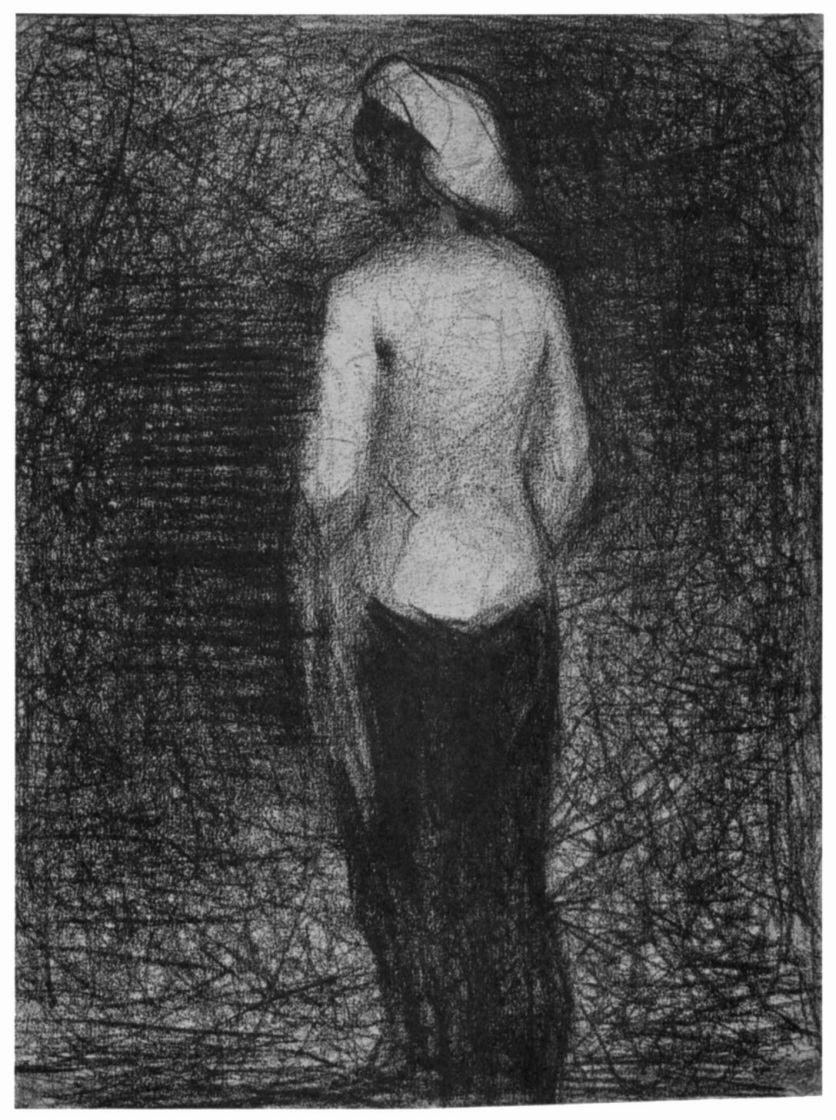 Georges Seurat. Artist