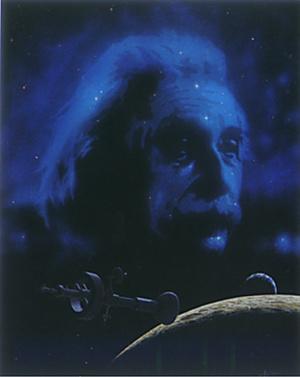 Стефан Бласер. Эйнштейн