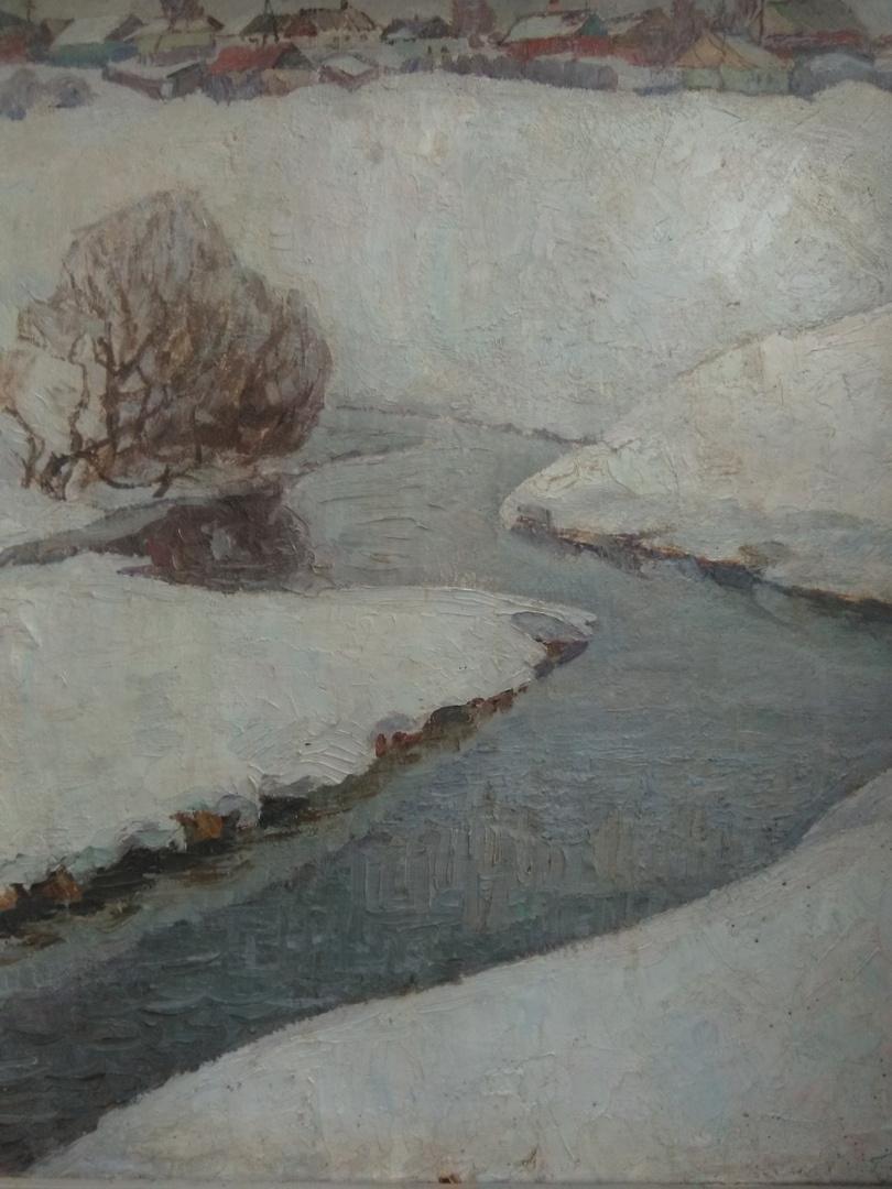 George Mikhailovich Lashin. To spring