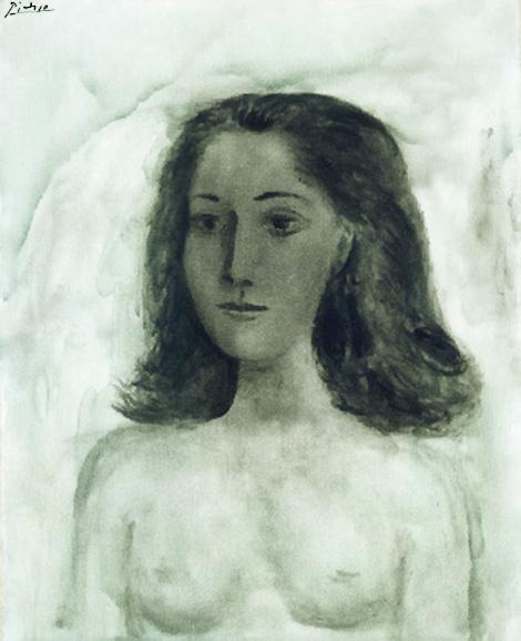 Пабло Пикассо. Дора Маар
