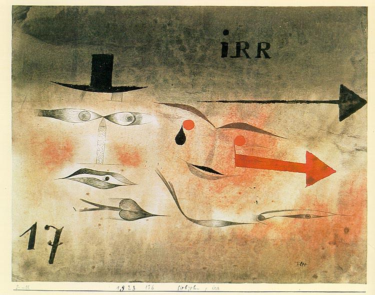Paul Klee. Seventeen
