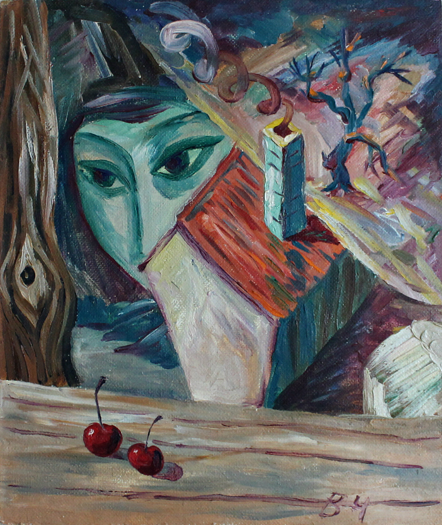 Vladimir Churkin. Abstraction