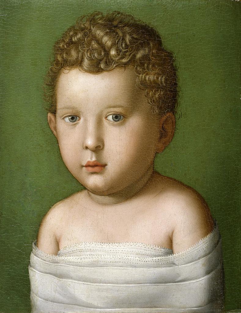 Аньоло Бронзино. Портрет мальчика