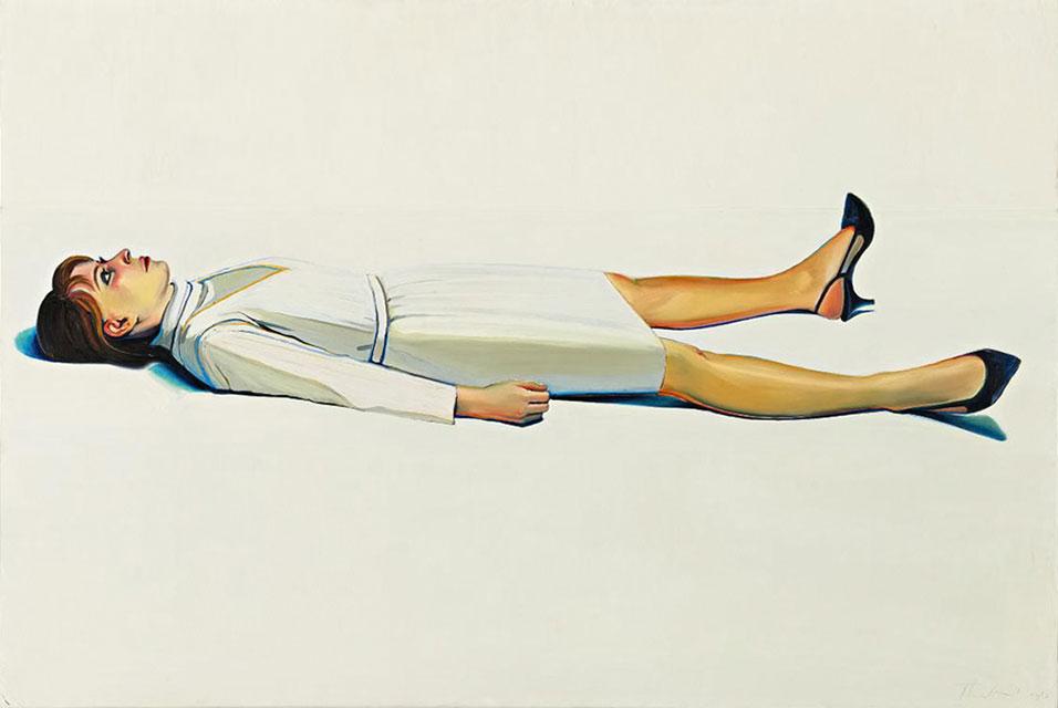 Лежащие девушки фото #6