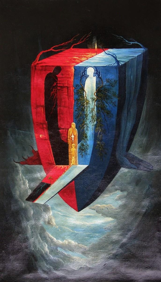 Yuri Vladimirovich Sizonenko. Cosmic balance.