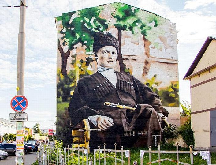 Kailas-V Creative Team. Pavel Skoropadsky