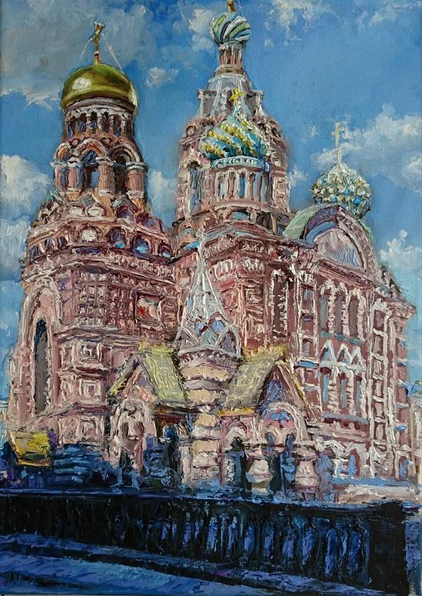 Evgeny Vladimirovich Terentyev. Savior