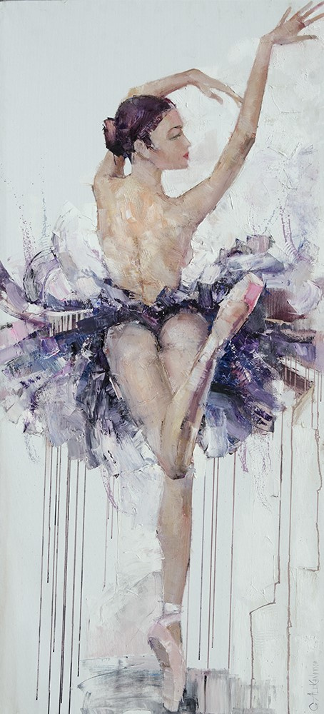 Gennady Viktorovich Alekhnovich. Ballet