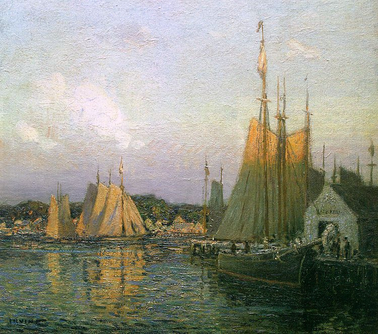 Уилсон Генри Ирвайн. Корабли